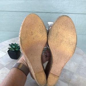 Athena Alexander Shoes - 🦋Athena Alexander Slip-On Cork Wedge Heel Sandals